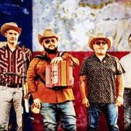 Live Music in San Antonio this Week: Squeezebox Bandits, Delta Bombers, Pat Green and more