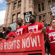 What's in the new voting restriction legislation introduced in the Texas House and Senate