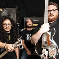 Volume Dealers: San Antonio's The Grasshopper Lies Heavy hopes new LP will draw a wider audience