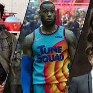 Cinematic Spillover: Short reviews of <i>Space Jam: A New Legacy</i>, <i>I Carry You with Me</i> and <i>Die in a Gunfight</i>