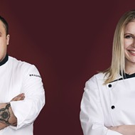 Two San Antonio-area chefs compete among top ten in <i>Fox's Hell's Kitchen: Young Guns</I> TV series