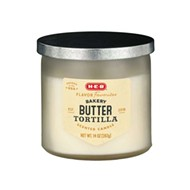 San Antonio-based grocer H-E-B now selling butter tortilla-scented candles