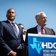 100 state legislators joining Texas Democrats in Washington to turn up pressure on voting-rights bill