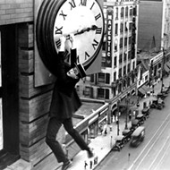 TPR and Slab Cinema present an outdoor screening of silent film classic <i>Safety Last!</i> on Thursday