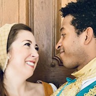 <i>Cinderella</i> musical at San Antonio's Woodlawn Theatre gives fresh look to the fairytale classic