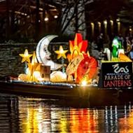 Postponed Ford Parade of Lanterns returns to the San Antonio River Walk this weekend