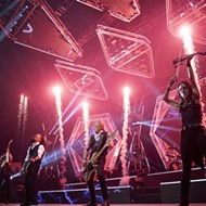 Trans-Siberian Orchestra's high-octane holiday show will roll into San Antonio on December 10