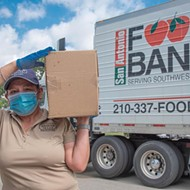 San Antonio Food Bank sends its first supply truck to Louisiana for Hurricane Ida relief