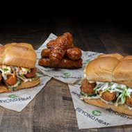 San Antonio gourmet weiner joint Dog Haus expands menu to include plant-based chicken