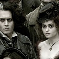 Mash and murder are on the menu for San Antonio Botanical Garden's screening of <i>Sweeney Todd</i>