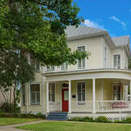 The historic home of San Antonio real estate magnate Charles Carstens is for sale
