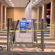 Thieves Use Forklift to Steal ATM, Again