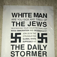 Racist Fliers Appear on Texas State Campus — For the Fourth Time in Past Three Months