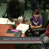 Texas Lawmakers Advance Anti-Trans Bill After Trans Kids Urge Them Not To
