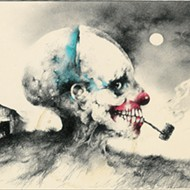 Brick Gets Spooky this Friday with 'Scary Stories to Tell in the Dark' Inspired Art Show