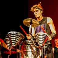 Canadian Percussion Ensemble Scrap Arts Music Lands in SA with Two Tons of Instruments in Tow
