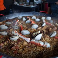The 8th Annual Paella Challenge Has New Digs