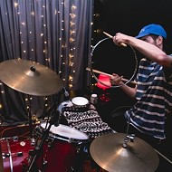 Between Chance and Choice: Dane Rousay Presents Solo Percussion Debut
