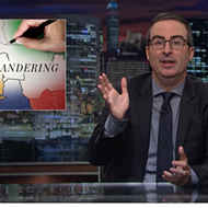John Oliver Gives a Shoutout to Tim Duncan, Republican Deviousness