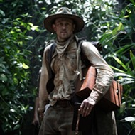 The Real-life Indiana Jones Emerges from 'The Lost City of Z'