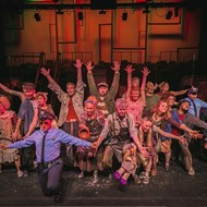 Pay Toilets and Small-Town Drama Abound in The Playhouse's Production of <i>Urinetown</i>