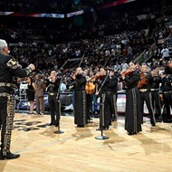 Mariachi Performance at Last Night's Game was Absolutely Beautiful