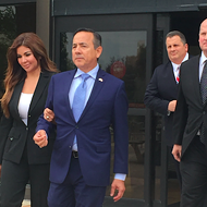 State Sen. Carlos Uresti Appears in Court for Wire Fraud, Bribery Charges