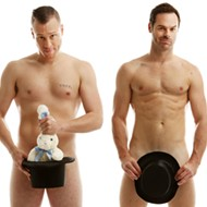 Australia's Naked Magicians Unveil a Full-frontal Fantasy at the Tobin This Weekend