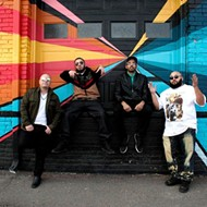 Chicano Rappers Dem Ese Boyz Headline Sunday's Latinos Unidos Block Party