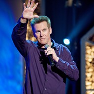 Seasoned Comic Brian Regan Brings Another Night of Clean Laughs to the Majestic Stage