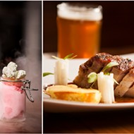 Granary and Mixtli Chefs Team Up For 8-Course Feast