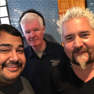 Guy Fieri Spotted in San Antonio AKA Flavor Town