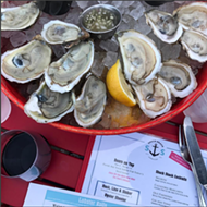 Shuck Shack Turns 2 with $3 Rosé, Oyster Specials and <i>Man, Fire, Food </i>Screening