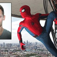 San Antonio Native Swings in as Stunt Performer for <i>Spider-Man: Homecoming</i>