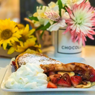 Get Your Crepe Fix at Chocollazo on Saturdays