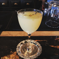 Getting Down & Dirty with the Martini Sucio at Juniper Tar