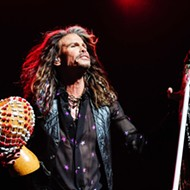 Aerosmith's Steven Tyler Is Coming to SA