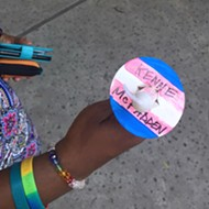 Family, Friends of Murdered Trans Woman Hold River Walk Vigil