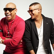 Cuban Reggaeton Stars Gente de Zona Bring Infectious Grooves to the Aztec