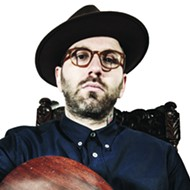 Soulful Singer-songwriter City and Colour Is Coming to the Aztec