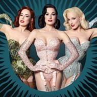 Burlesque Icon Dita Von Teese Donating Portion of SA Ticket Sales to Hurricane Relief Fund