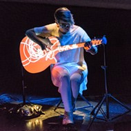 Kaki King Shreds the Tobin's Carlos Alvarez Studio Theater