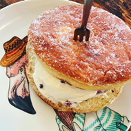 South Alamode Panini & Gelato Now Offering Gelato Donuts