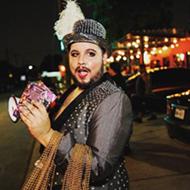 Razzle Dazzle: Fiery Legend Satan's Angel Ignites Sixth Annual San Antonio Burlesque Festival