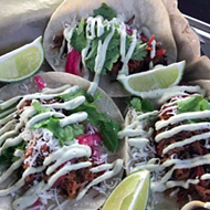 Learn About Tacos and Give to Mexico's Topos at El Luchador this Wednesday