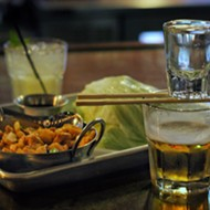 Sake Bombs Are Highlight of Kung Fu Kitchen Happy Hour