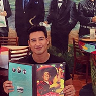 Mario Lopez Dined at Mi Tierra This Past Weekend, But Probably Wasn't His First Choice