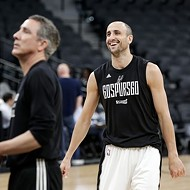 Manu Ginobili Brings the Preseason Juice