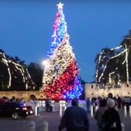 City Christmas Tree Won't Be at Alamo Plaza This Year