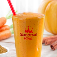 Smoothie King is Blending up a Pumpkin Spice Smoothie For Some Reason
